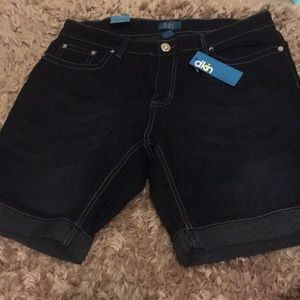 Cute blue jean shorts